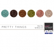 Pretty Things Glitters Kits