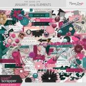 The Good Life: January 2019 Elements Kit