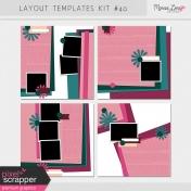 Layout Templates Kit #40