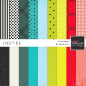 Inspire Extra Papers Kit