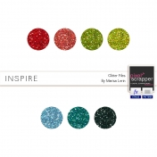 Inspire Glitters Kit