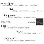 Inspire Definitions Kit