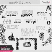 The Good Life: February 2019 Stamps Kit