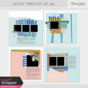 Layout Templates Kit #42