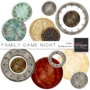 Metal Clocks Kit