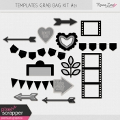 Templates Grab Bag Kit #21