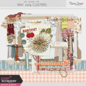 The Good Life: May 2019 Clusters Kit