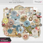 The Good Life: May 2019 Elements Kit