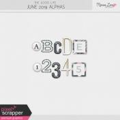 The Good Life: June 2019 Alphas Kit