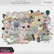 The Good Life: June 2019 Elements Kit