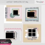 Layout Templates Kit #45