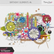 Birthday Elements Kit #2