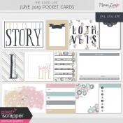 The Good Life: June 2019 Pocket Cards Kit