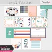 The Good Life: July 2019 Pocket Cards Kit