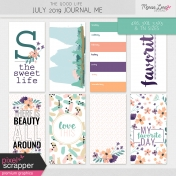 The Good Life: July 2019 Journal Me Kit