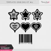 Templates Grab Bag Kit #22
