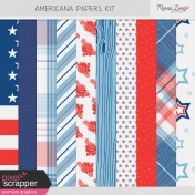 Americana Papers Kit