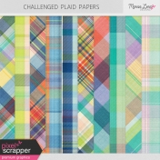 Challenged Plaid Papers