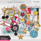 The Good Life: August 2019 Elements Kit