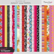 The Good Life: August 2019 Papers Kit