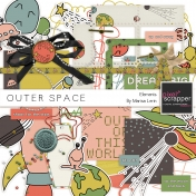 Outer Space Elements Kit