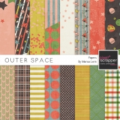 Outer Space Papers Kit