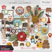 The Good Life: October 2019 Elements Kit