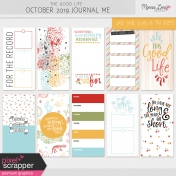 The Good Life: October 2019 Journal Me Kit