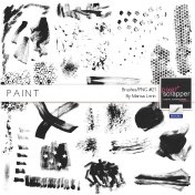 Paint Strokes- Brush Kit #21