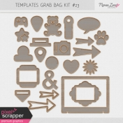 Templates Grab Bag Kit #23