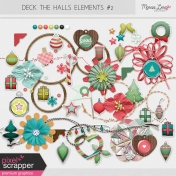 Deck The Halls Elements Kit #2