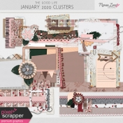 The Good Life: January 2020 Clusters Kit