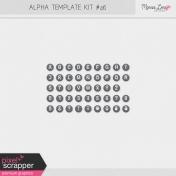 Alpha Template Kit #46
