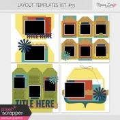 Layout Templates Kit #53