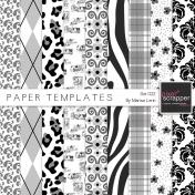 Paper Templates Kit #22