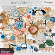 The Good Life: April 2020 Elements Kit