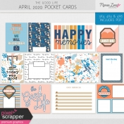The Good Life: April 2020 Pocket Cards Kit