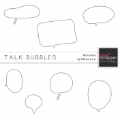 Talk Bubbles Kit