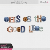The Good Life: May 2020 Alphas Kit