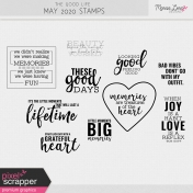 The Good Life: May 2020 Stamps Kit