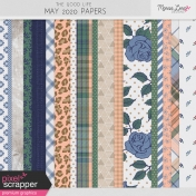 The Good Life: May 2020 Papers Kit