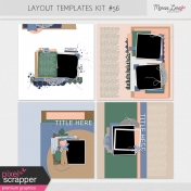 Layout Templates Kit #56