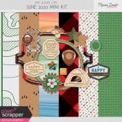 The Good Life: June 2020 Mini Kit