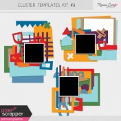 Cluster Templates Kit #8