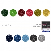 Korea Glitters Kit