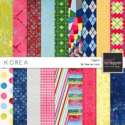 Korea Papers Kit