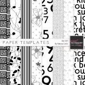 Paper Templates 021 Kit