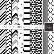 Paper Templates 028 Kit