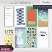 The Good Life: July 2020 Journal Me Kit