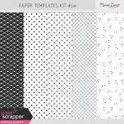 Paper Templates Kit #241
